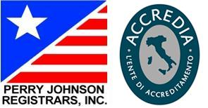 logo ACCREDIA PJR
